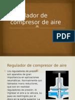 Regulador de Compresor de Aire