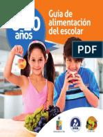 Alimentación Niños 6 a 10 años