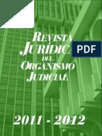 Revista Jurídica 2011-2012
