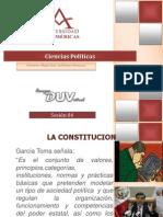 Curso Ciencias Politicas- 2014 II