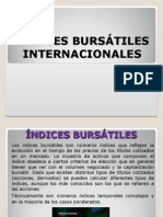 Indices Internacionales Expo.