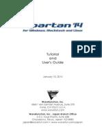 Spartan 14 Manual
