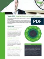Sage 100 Gestion Commerciale i7 Negoce
