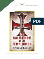 Khoury Raymond - La Salvacion De Los Templarios.DOC