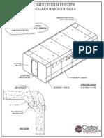 Tornado and Storm Shelter Standard Design