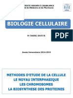 Technique d'étude de la cellule