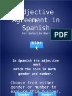 adjectiveagreement  1