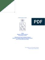 Rediseño Del Cuadro de Mando Integral y Diseño de Un Modelo Para El Fondo Nacional de Salud