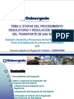 Tema 2. Etapas del Proc Regulatorio y Regulación Tarifaria Transporte GN.pdf