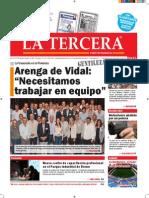 Diario La Tercera 16.11.2015
