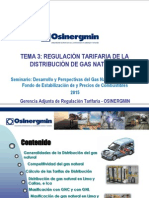 Tema 3. Regulación Tarifaria de La Distribución de GN - Final- Corta