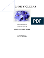 Ramos de Violetas I. Amalia Domingo Soler