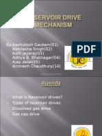 26 Dissolved Gas Drive