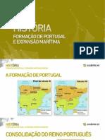 Apresentacao Formacao de Portugal e Expansao Maritima