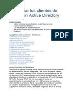 Autenticacion windows+linux