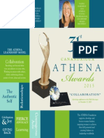 ATHENA Awards 2015
