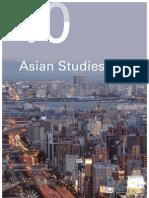 UBC Press  Asian Studies 2010
