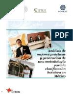 Clasificación de Hoteles SECTUR