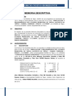 01MEMORIA DESCRIPTIVA TAPUC