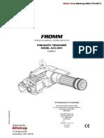 A452 Manual, Schem