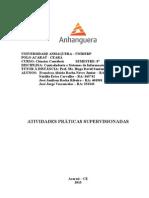 ATPS Controladoria e Sistemas de Informações Contábeis