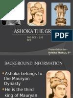 Ashoka - The Great