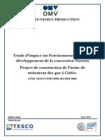 Etude d'impact sur l'environnement pour le.pdf