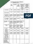 Dallas County Felony Bond Schedule