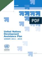 United Nations Development Assistance Plan July 2011-June 2015