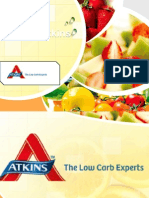 Presentación Dieta Atkins