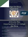 Codigo de Etica Ingenieria