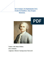Reseña Rousseau