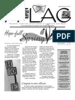 Pflag Newsletter April 2010