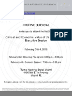 Feb 3rd_4th Exec Session Formal Invite & Agenda