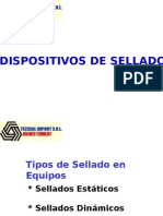 Dispositivos de Sellado