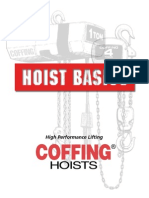 Hoisting Basics