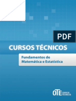 Matematica Estatistica