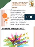 CAMPOS DEL TRABAJO SOCIAL