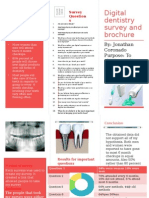 survey and brochure