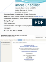 Sophomorer Information PowerPoint 2015 2016 Final