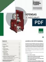 Manual Defensas Maquinas