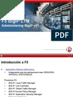 F5 LTM Administering BIG-IP v11