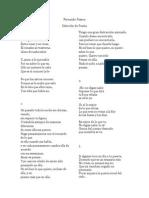 Fernando Pessoa, poesía