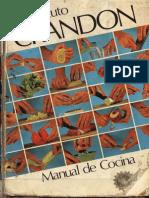 Manual Cocina Crandon