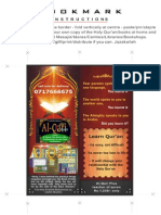Bookmark ColourQari