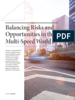 Balancing Risks and Opportunities in the Multi-Speed World - PIMCO