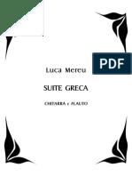 Suite Greca [Guit-Fl] (Mereu)