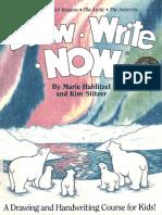 Draw Write Now, Book 4