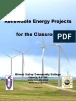Renewable Energy Projects - Handbook