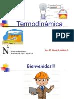 CLASE 1. Introduccion a La Termodinámica